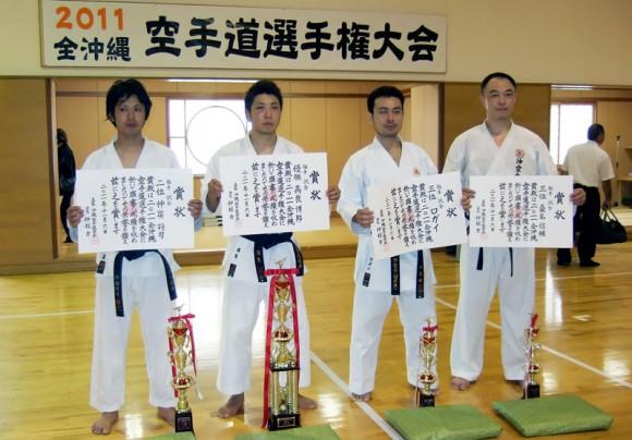2011全沖縄空手道選手権大会